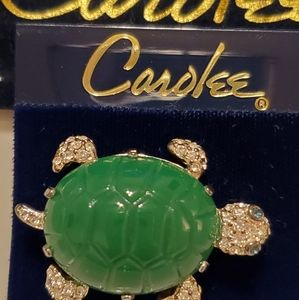 Carolee Turtle Broach